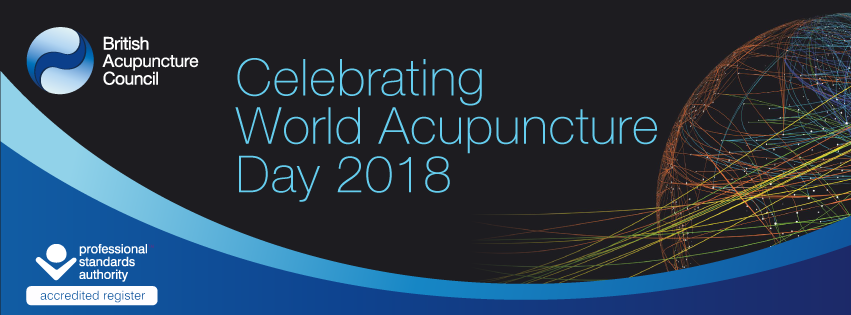 World Acupuncture Day! 1