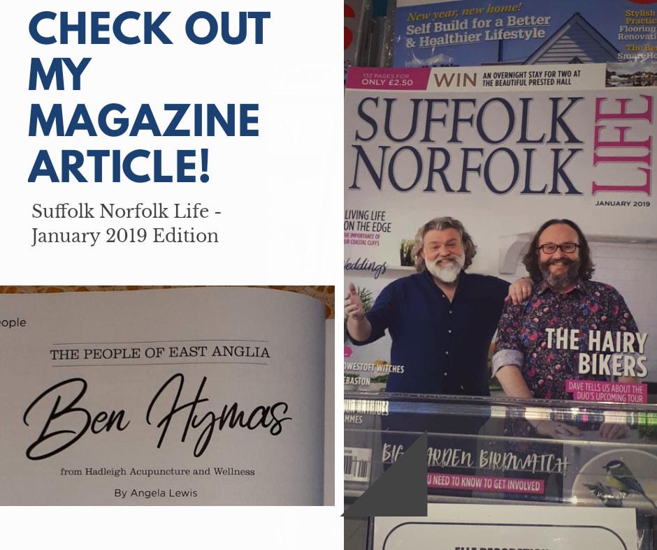 Ben Hymas news articles