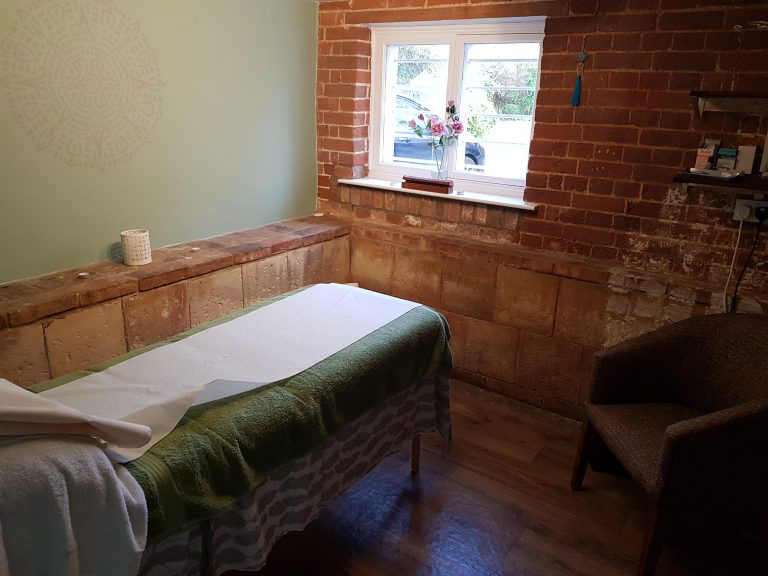 Kersey Acupunture bed Window